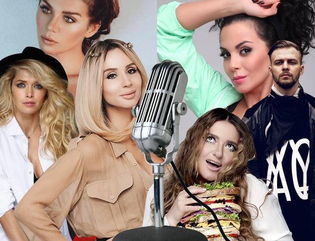 Какой была бы песня года 2015, если украинские знаменитости спели бы ее вместе
