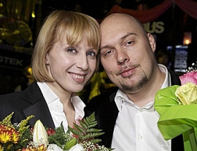 Яна Чурикова стихийно вышла замуж