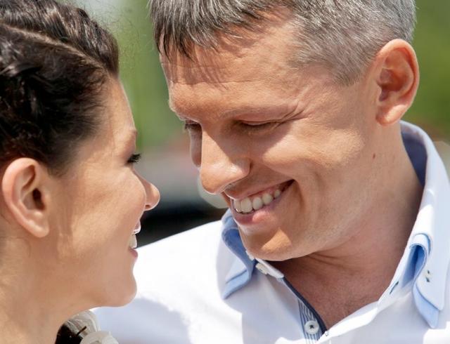 Фарфоровая свадьба: Руслана и ее муж празднуют 20-тую годовщину брака