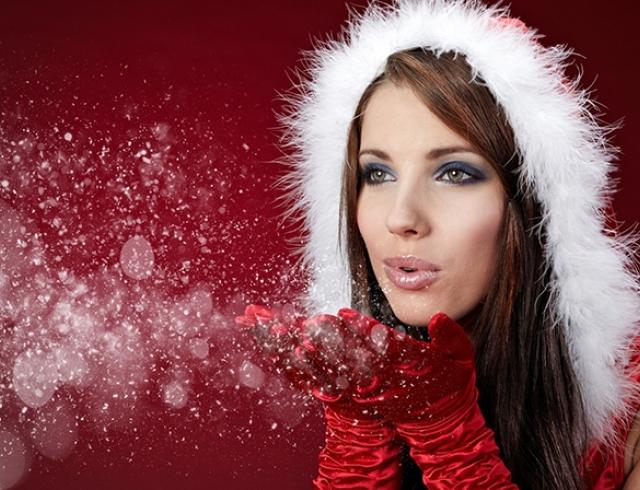 Как правильно ухаживать за кожей во время новогодних праздников: 3 лайфхака