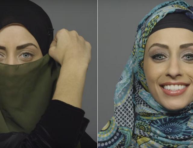 Как изменились стандарты красоты в Египте за 100 лет: ВИДЕО