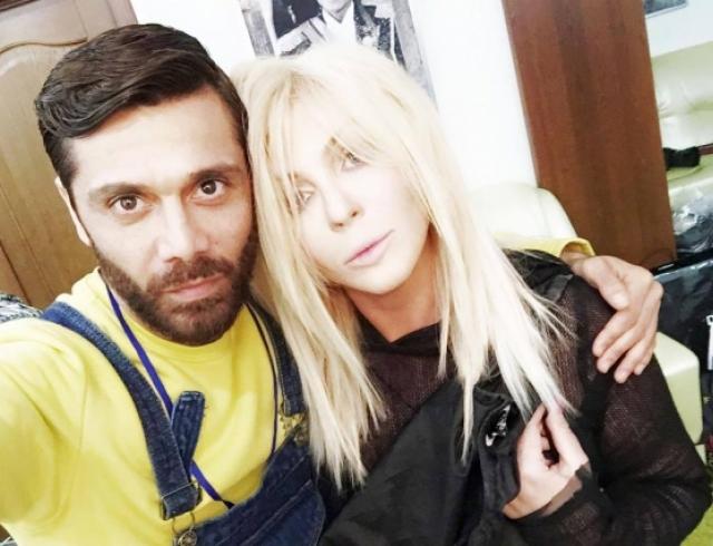 Ирине Билык подарили ангела на День Валентина