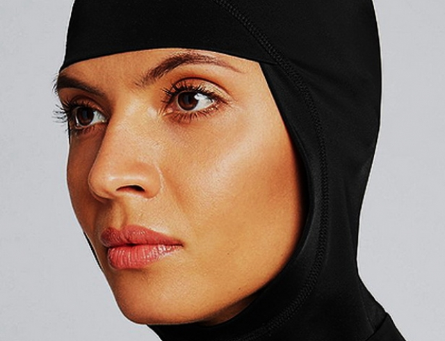 Как выглядят буркини – купальники для мусульманcких женщин: брюки, туника и капюшон