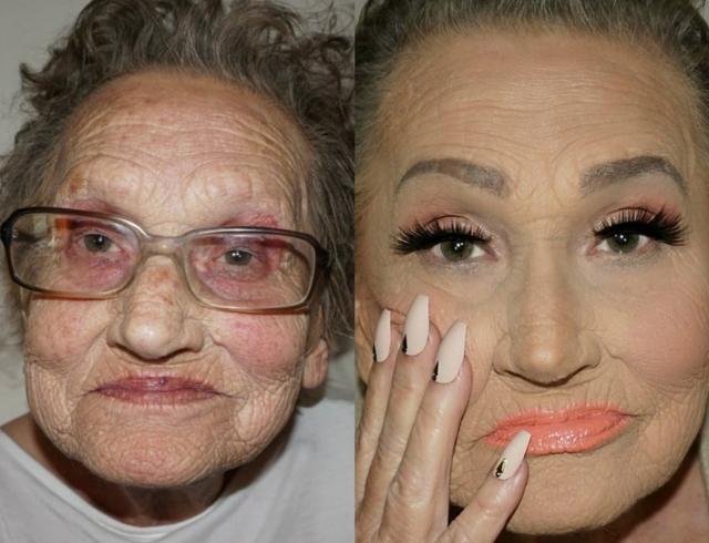 Секс бабушек статьи