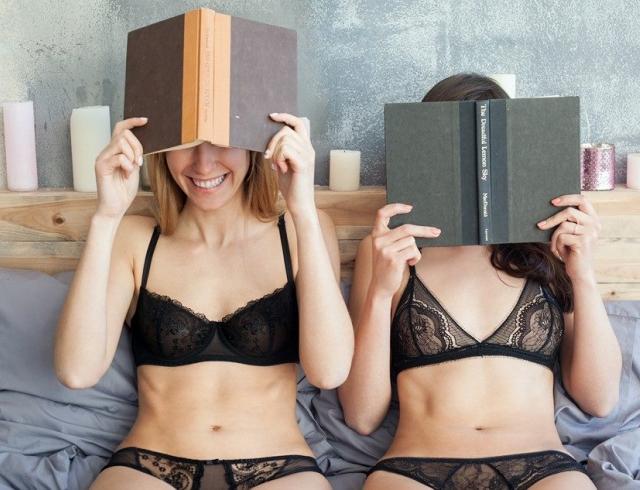 Где одеться в Украине: модное нижнее белье и бюстгальтеры без косточек и push-up