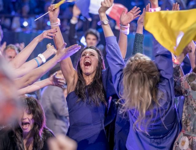 Как прошло голосование на Евровидение 2016: таблица итогов зрительского голосования за Украину в финале