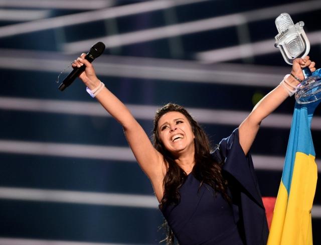 Евровидение 2016: продюсер Джамалы посчитал миллионы, потраченные на поездку в Швецию