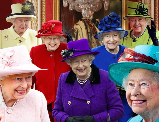 Эволюция стиля королевы Елизаветы II: как британская королева начала носит одежду всех цветов радуги