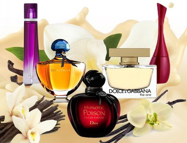 5 лучших ароматов с ноткой ванили