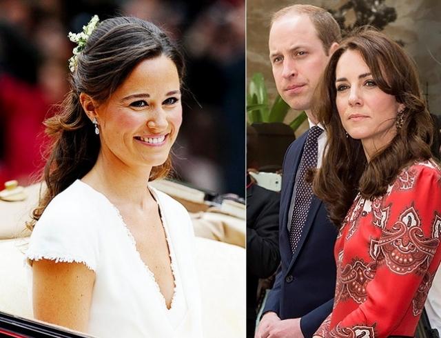 Свадьба Пиппы Миддлтон: помолвочное кольцо и реакция королевской семьи