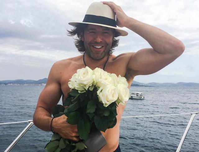Андрей Малахов завел страницу в Инстаграм и похвастался подкачанным телом в Сен-Тропе