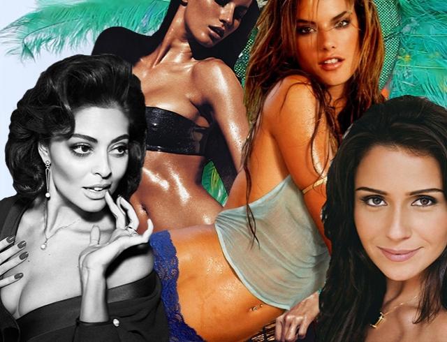 Самые красивые бразильянки: 15 лучших моделей, актрис и телеведущих из Бразилии