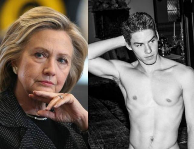 Секс видео с хиллари клинтон