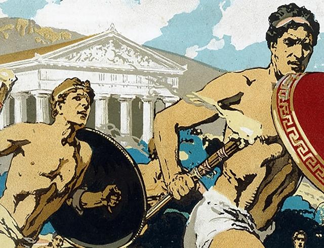 Самые невероятные факты об Олимпийских играх: драчун Пифагор, одноногий чемпион и запретные кони