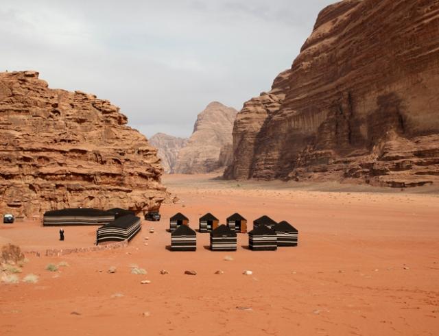 Иордания за 4 дня: Амман, Петра и ночевка в бедуинских шатрах