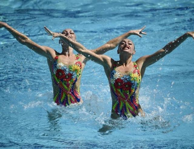 Олимпиада-2016: украинки зажгли Рио под народные песни на соревнованиях по синхронному плаванию(ВИДЕО)