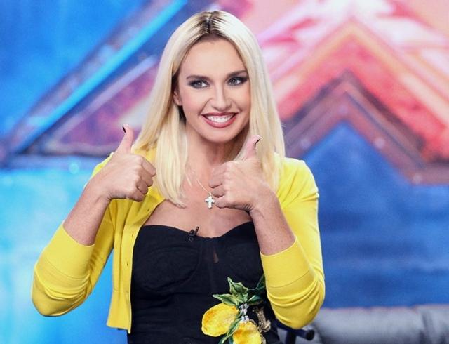 Х-Фактор-7: Оксана Марченко стала блондинкой