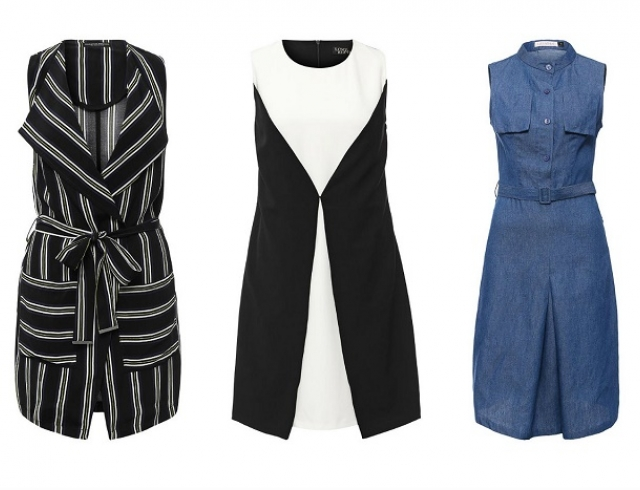 Что недорого купить на распродаже: офисные платья, брюки, топы и обувь на осень (видео)