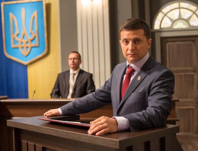 """""""Слуга народа"""": американцы купили формат украинского сериала"""