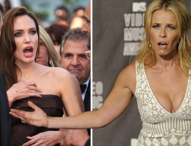 """Подружка Дженнифер Энистон про пару Джоли-Питт: """"Он женился на чокнутой женщине"""""""