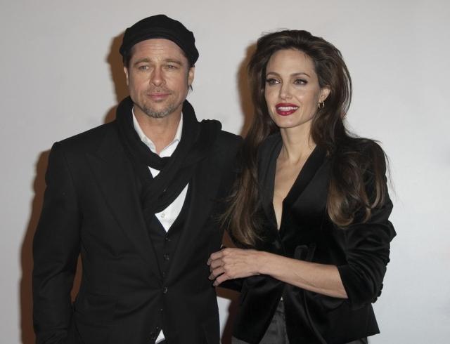 Анджелина Джоли переехала в Малибу и не берет трубку, когда звонит Брэд Питт