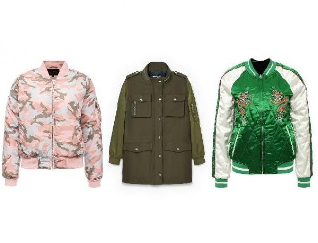 Где купить модную куртку на осень: парки, бомберы, демисезонные стеганые и джинсовые куртки