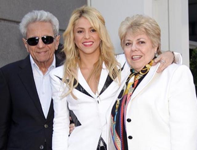 Шакира восхитила поклонников совместным семейным снимком (ФОТО)