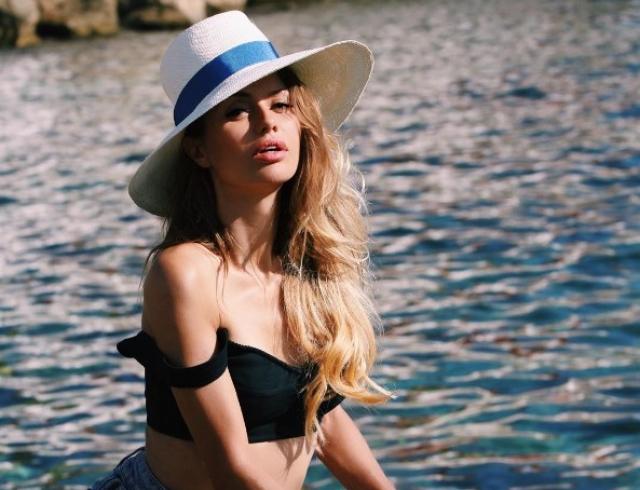 Виктория Боня похвасталась новой фотосессией в стиле ню (ФОТО)