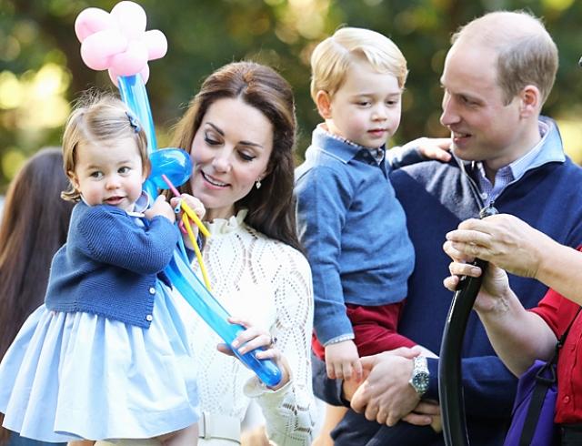 Принц Джордж и принцесса Шарлотта во время путешествия по Канаде привели в восторг поклонников по всему миру (ФОТО+ВИДЕО)