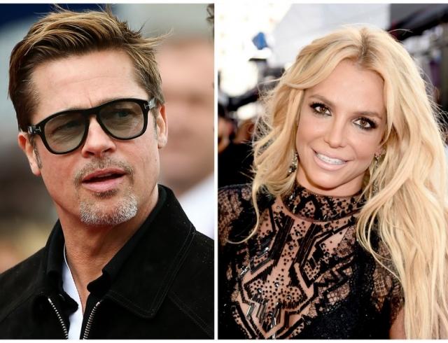 """Бритни Спирс готовится подсидеть Джоли: """"Питт же уже свободен!"""""""