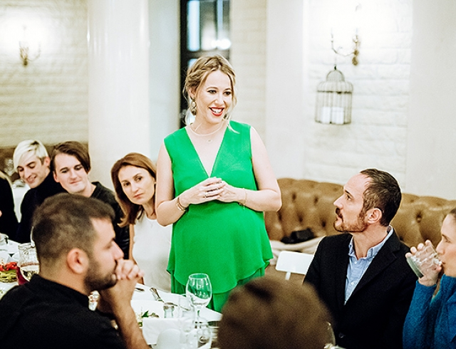 Ксения Собчак ждет двойню: подруга Светлана Бондарчук подтвердила предположение СМИ