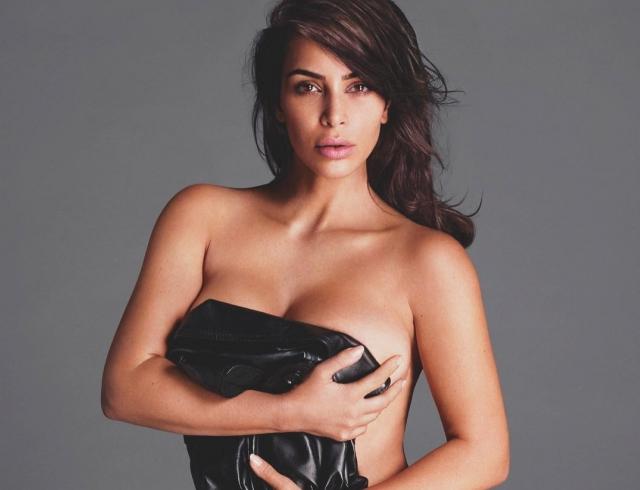 Ким Кардашьян появилась в порно-видео виртуальной реальности: доступный секс с Ким Кардашьян