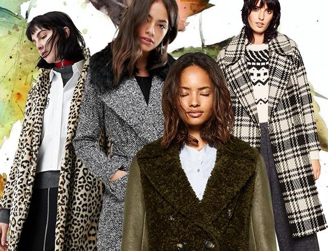 Модное пальто зима 2016-2017: свежая подборка фасонов, расцветок и материалов