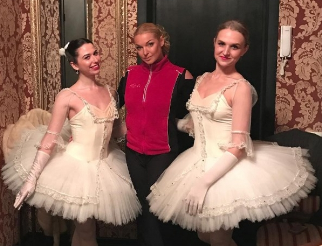 Волочкова откровенно рассказала о проституции в Большом театре