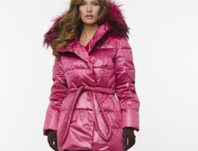 Модные зимние куртки 2010