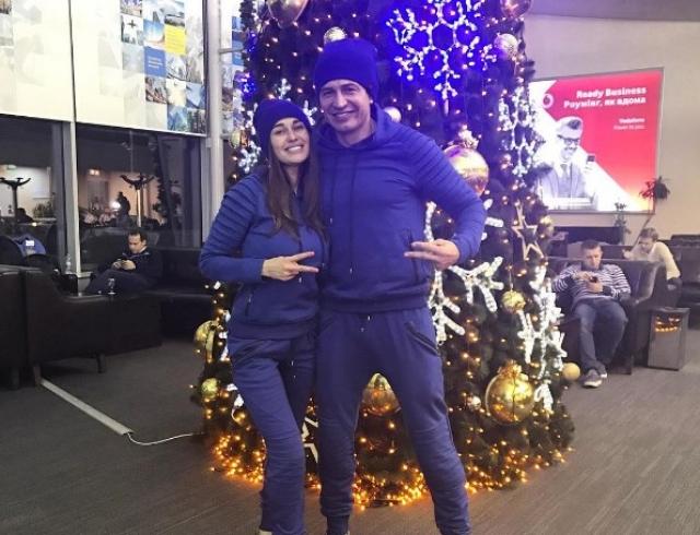 Андрей Джеджула показал новую спутницу (ФОТО)
