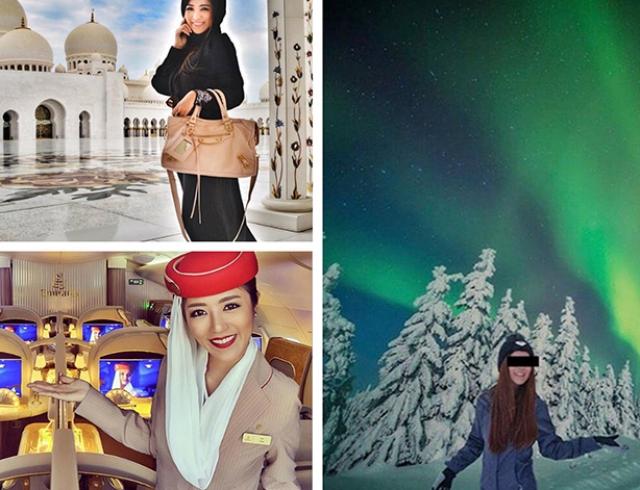 Не верь картинкам в соцсетях: популярный блогер фотошопила себя к чужим фото, делая вид, что она путешественница