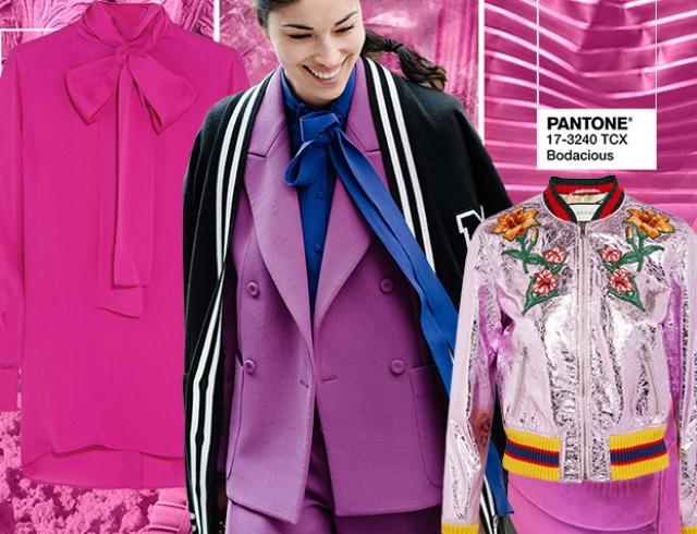 Безрассудный розовый: как носить и где одеться в самый дерзкий цвет 2017 года