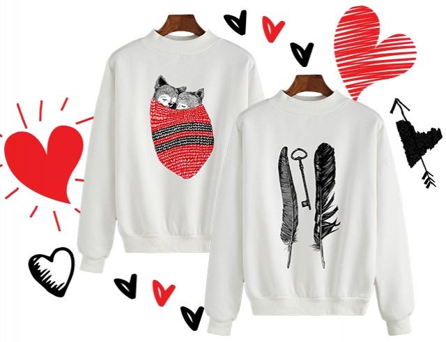 Для него и для нее: стильные подарки на 14 февраля
