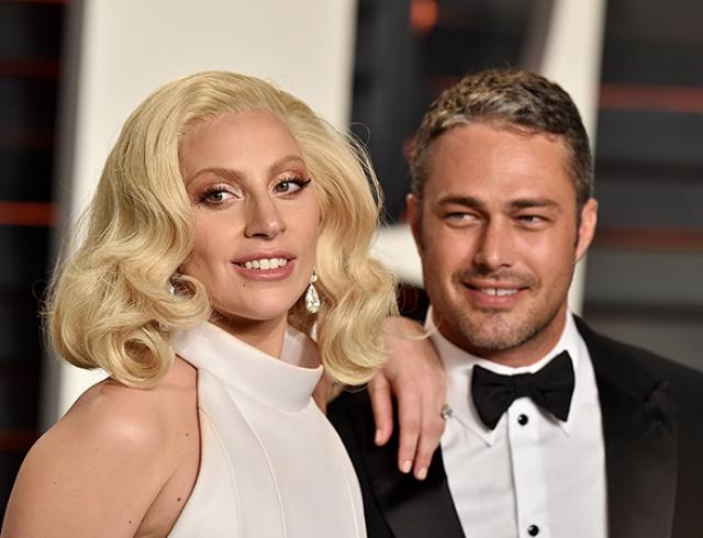 СМИ: Леди Гага вернулась к бывшему жениху Тейлору Кинни