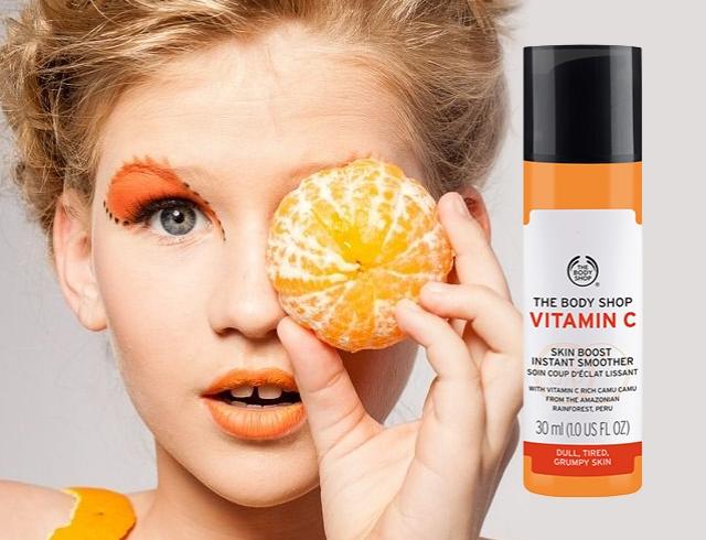 Не только от простуды: суперсила витамина С для твоей кожи (список косметики+цены)