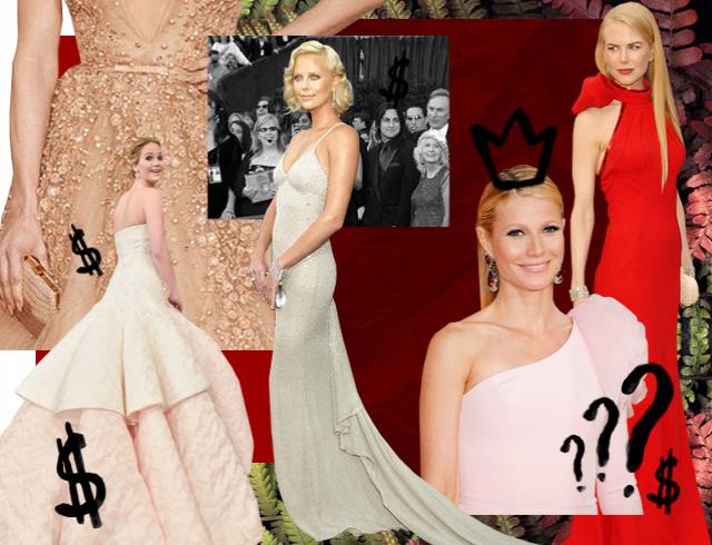 Оскар-2018: сколько на самом деле стоят образы звезд на красной дорожке, или почему вы не должны сравнивать себя со знаменитостями