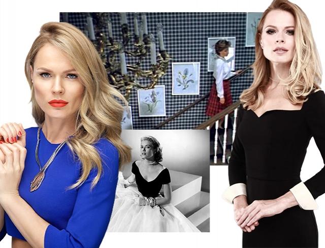 Ольге Фреймут – 35: как быть «настоящей леди» и выглядеть круто