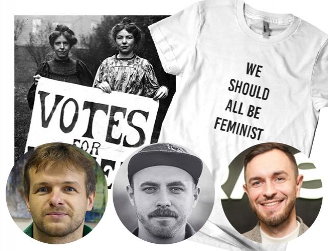 8 марта и мужчины: что профеминисты думают о «празднике весны и красоты»