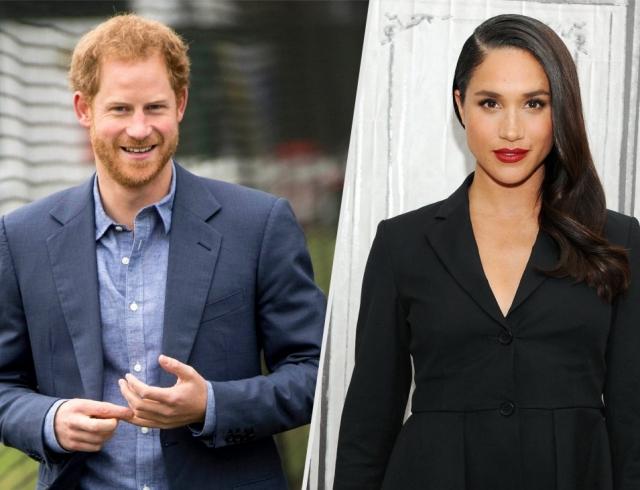 Определились: Меган Маркл и принц Гарри планируют жить в Кенсингтонском дворце