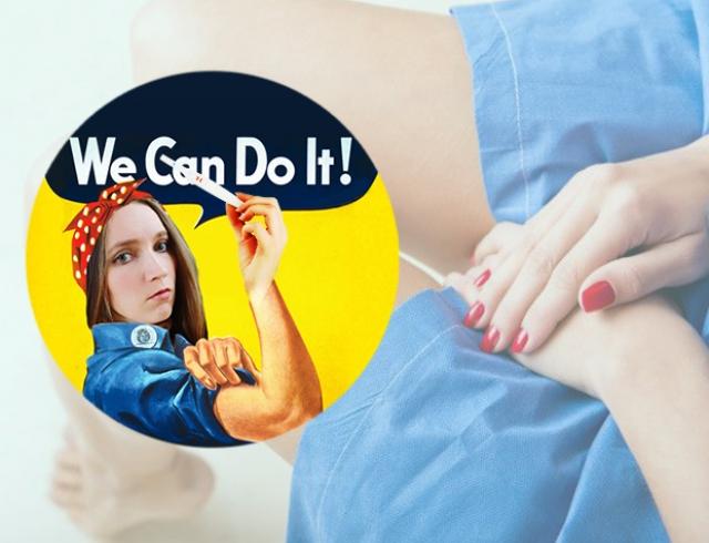 Родить нельзя аборт: почему женщине запрещают ставить запятую