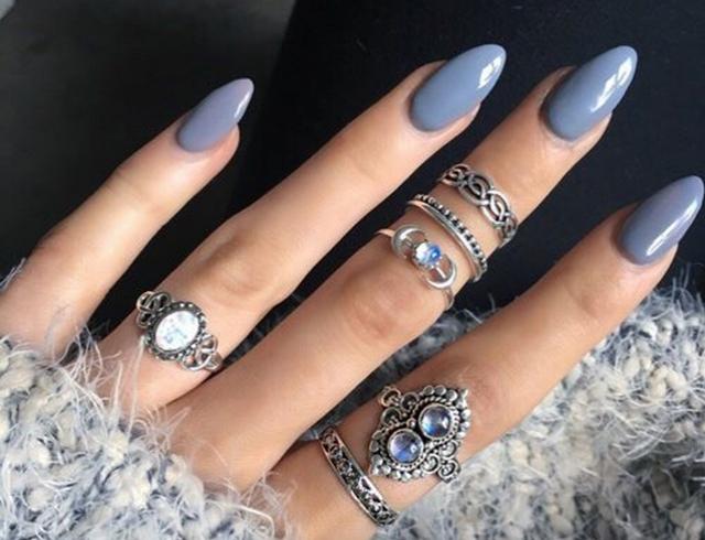 Модная форма ногтей на осень 2017: пять вариантов формы ногтей для маникюра в тренде