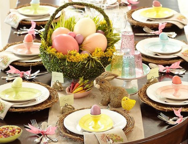 Здоровые праздники: Пасхальный стол без вреда для здоровья