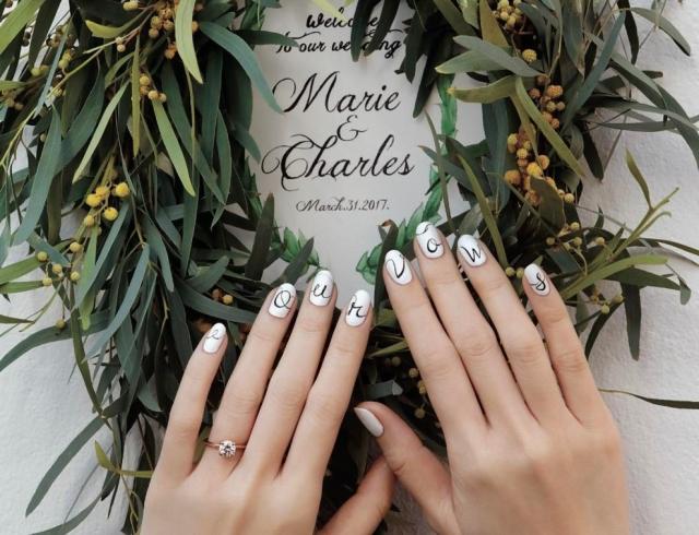 Свадебный маникюр: какой маникюр идеально подойдет для невесты (+ВИДЕО)