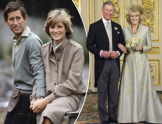 Свадьбы принца Чарльза и прицессы Дианы могло и не быть: Камилла Паркер-Боулз едва не сорвала торжество